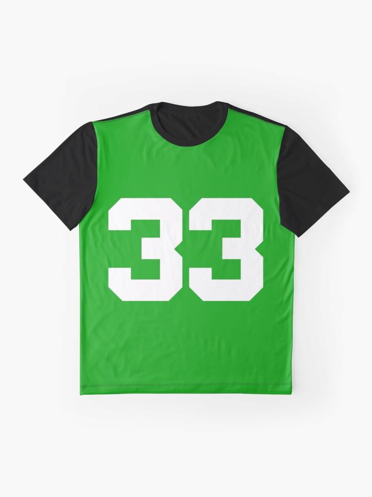 Alternate view of #33 Graphic T-Shirt