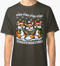 """What does the Fox Sing"" (T-shirts) Classic T-Shirt"