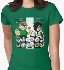 SCOTT's ARCADE Womens Fitted T-Shirt