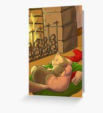 Hetalia kittens - Christmas Card Greeting Card