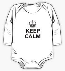 Keep calm One Piece - Long Sleeve