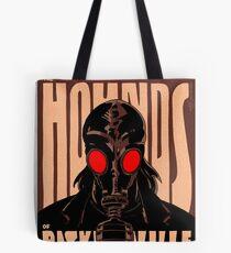 Vintage Poster - The Hounds of Baskerville Tote Bag