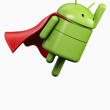Android super hero by mikath