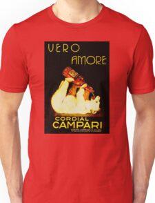 Cordial Campari Unisex T-Shirt