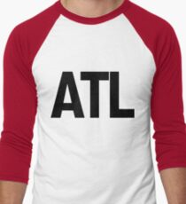 ATL Atlanta Black Ink T-Shirt