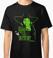 Wicked Witch Of The West Classic T-Shirt