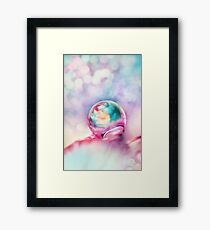 A Drop of Fun Framed Print