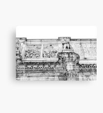 Rome's Architecture Canvas Print
