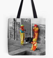 Carnival of Venice Tote Bag