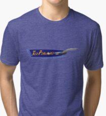Ten Forward Lounge Tri-blend T-Shirt