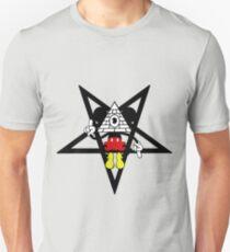 Illuminati Mickey T-Shirt