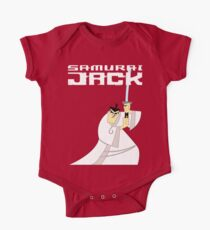 Samurai Jack Kids Clothes