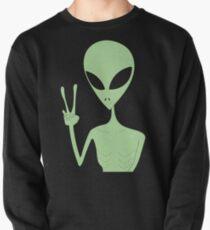 Peace Alien 2015 Pullover