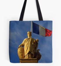 Paris Calendar Cover Tote Bag