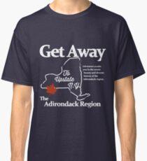 Get Away To Upstate New York Classic T-Shirt