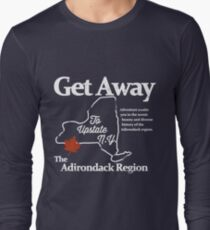Get Away To Upstate New York Long Sleeve T-Shirt