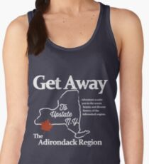 Get Away To Upstate New York Women's Tank Top