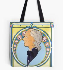 The First Doctor Tote Bag