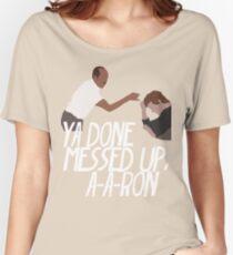 Key & Peele - Substitute Teacher Women's Relaxed Fit T-Shirt