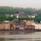Oban Harbour by Laggan