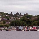 Tobermory Harbour by Laggan