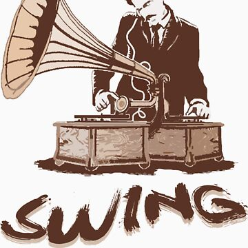 Swing it Sister by ZoltanZ