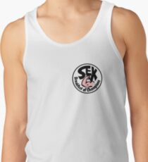Coloured Brunch of Champions Tank Top