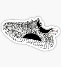 Yeezy Boost 350 Ver2 Sticker