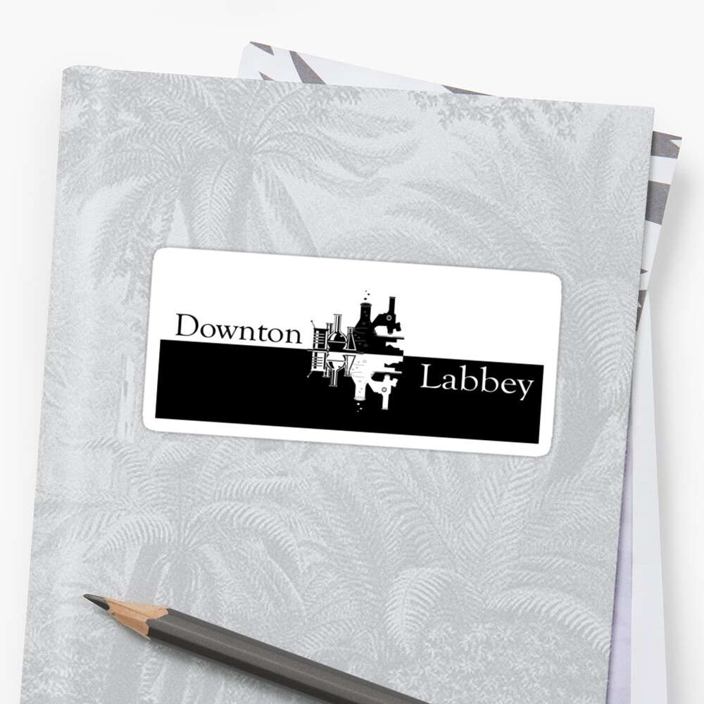 Downton Labbey by CellDivisionLab