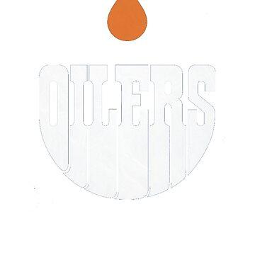 Edmonton Oilers Logo by rcvan