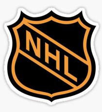 National Hockey League (NHL) Sticker