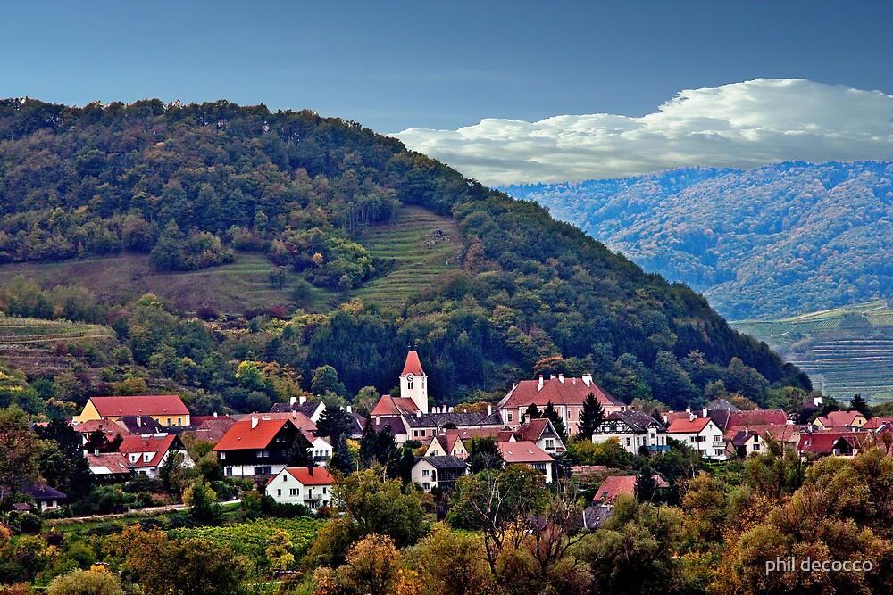 Austrian Dell by phil decocco