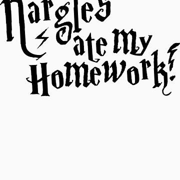 Nargles ate my homework! by Adamsapple