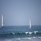 Sailing the Pacific by kristijacobsen