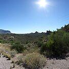 Desert Sky by kristijacobsen