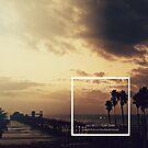 SUNSET #3308 by Laura E  Shafer