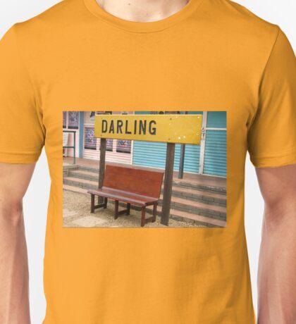 Darling...a world away! T-Shirt