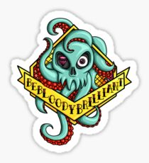 Octo Brillant Sticker