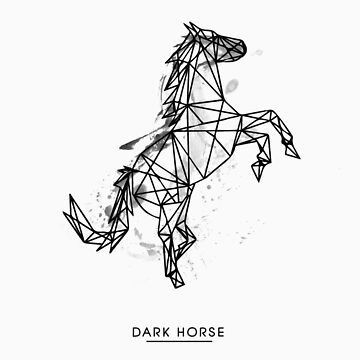 Dark Horse by maudeline