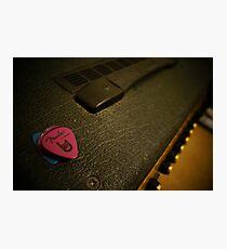 Amplifier Photographic Print
