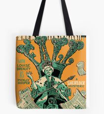 Vintage Poster - The Reichenbach Fall Tote Bag