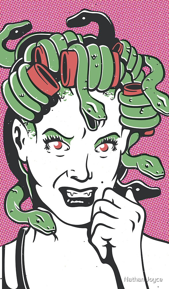 Medusa by Nathan Joyce