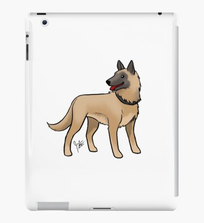 Malinois iPad Case/Skin
