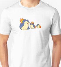 Line of cute T-Shirt