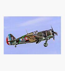 Curtiss Hawk H75C-1 No 82 G-CCVH Photographic Print