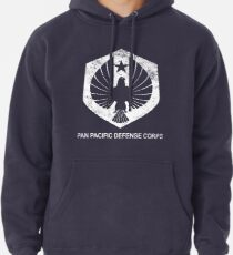 Pan Pacific Defense Corps Pullover Hoodie