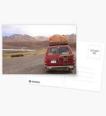 Roadtrip! Postkarten