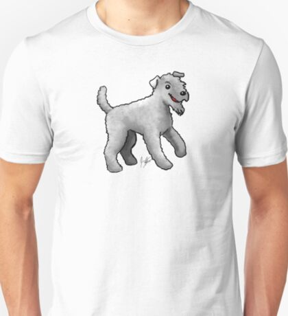 Carrie Blue Terrier T-Shirt