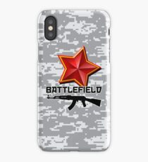 Battlefield - The Russian Perspective iPhone Case/Skin