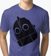 Iron Giant Vector Tri-blend T-Shirt